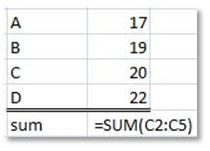equation in cell 1b