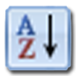 single sort button