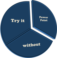 Without Powerpoint