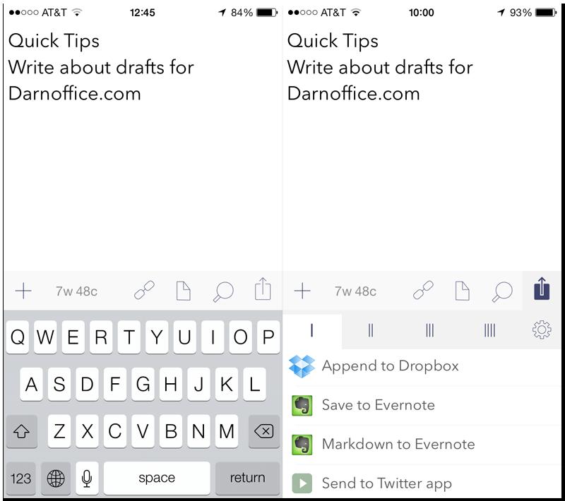 Drafts-app8