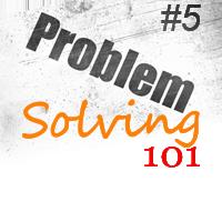 Problem-Solving-101-No5