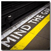 mindthegap