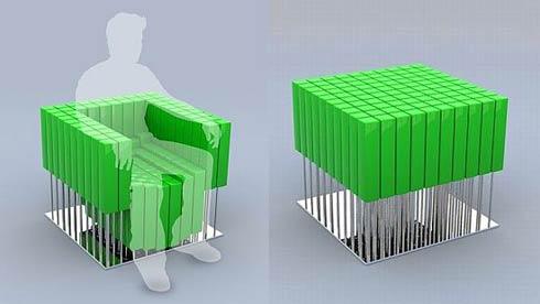 Cube-chair 1