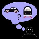 Quick Tip No 25: Train or Car?