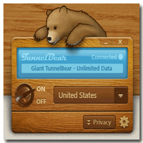 VPN-TunnelBear